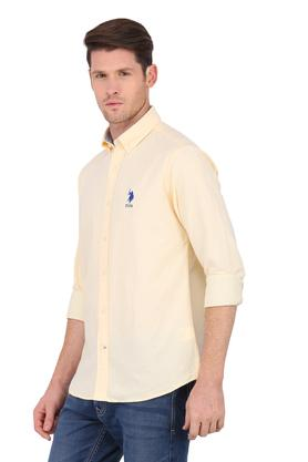 U.S. POLO ASSN. - YellowCasual Shirts - 2