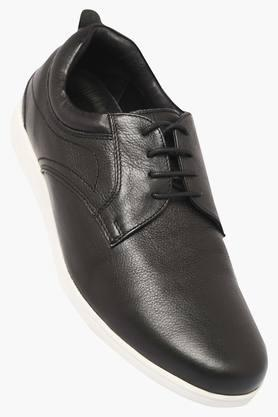 FRANCO LEONE Mens Leather Lace Up Shoes - 203158403