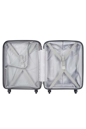 Unisex Zipper Closure Hard Trolley