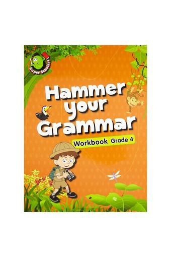 Hammer Your Grammar Workbook Grade - 4