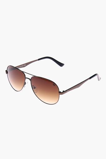 Unisex Aviator Polycarbonate Sunglasses - GM6072C02