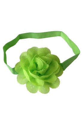 Girls Perforated Flower Hairband