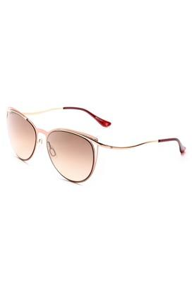 SCOTT Womens Full Rim Cat Eye Sunglasses - 2202 C3 S