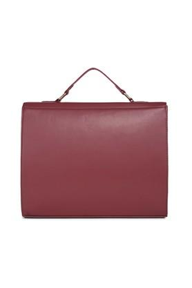 TRUFFLE COLLECTION - Burgundy Handbags - 1