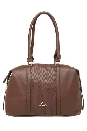 LAVIE -  BrownSatchel - Main