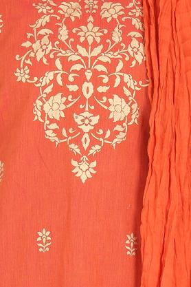 Womens Notched Collar Printed Palazzo Suit