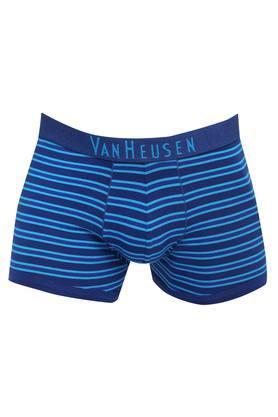 VAN HEUSENMens Striped Trunks - 204219838_9308