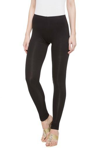 FUSION BEATS -  BlackJeans & Leggings - Main