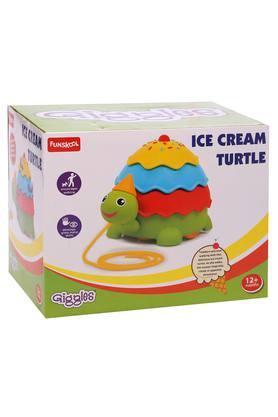 Unisex Ice Cream Turtle Toy