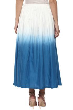 Womens Colour Block Skirt