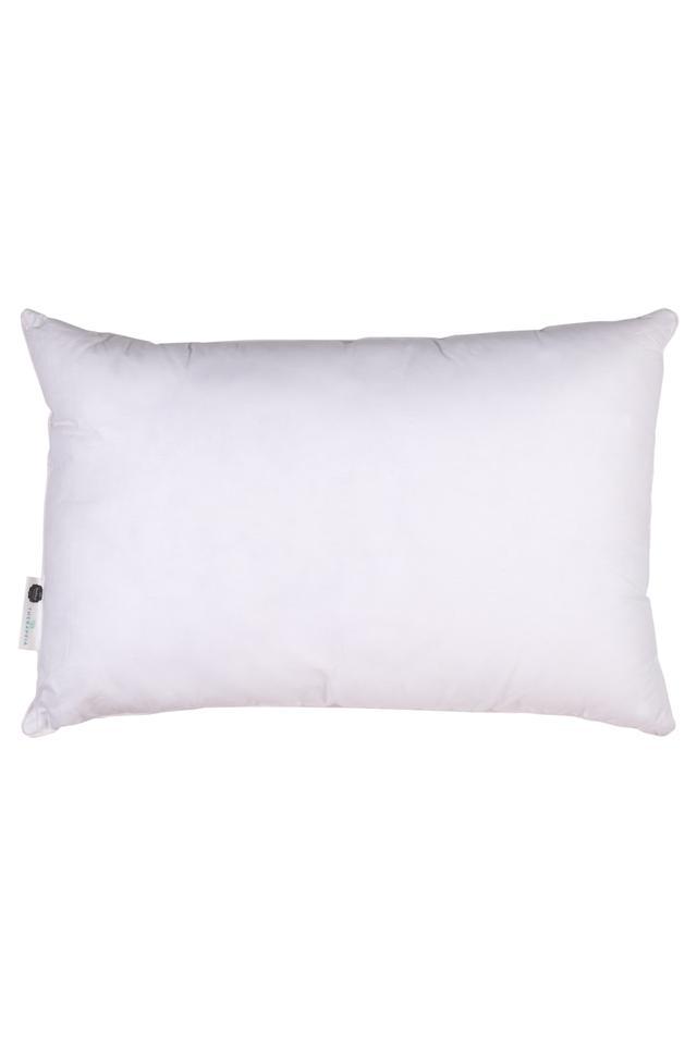 Rectangular Solid Allergy Guard Pillow
