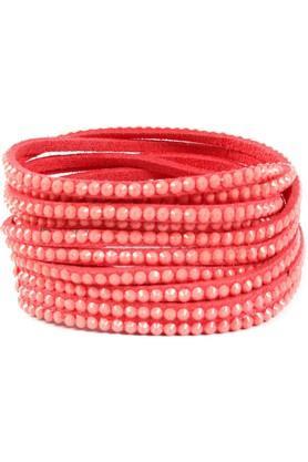 Womens Pink Bracelet