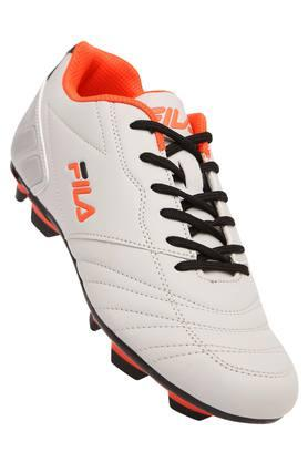 FILA Mens Leather Lace Up Sports Shoes - 204029607_9204