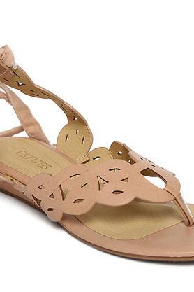 Womens Casual Wear Tie Up Flats