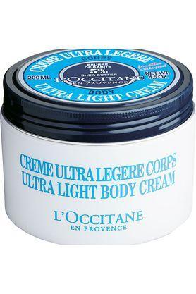 Shea Butter Ultra Light Body Cream - 200ml