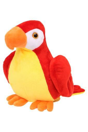 Unisex Parrot Soft Toy
