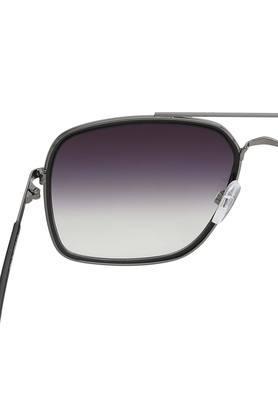 Mens Full Rim Navigator Sunglasses - IMS714C4SG