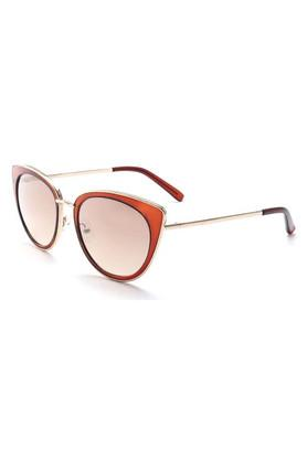 SCOTT Womens Full Rim Cat Eye Sunglasses - 010 C2 S