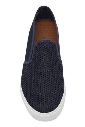 Mens Mesh Slipon Loafers