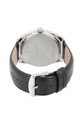 Mens Varsity  Analogue Leather Watch - 3174SL02