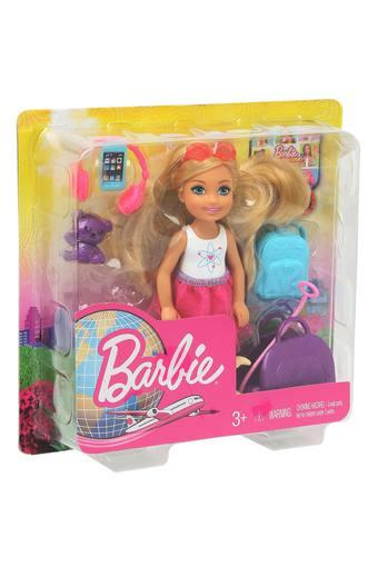 Girls Barbie Travel Fun Chelsea
