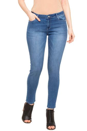 LEE COOPER -  Mid StoneJeans & Leggings - Main
