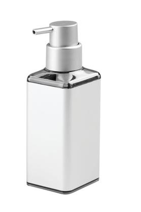 Metro Ultra Rustproof Aluminum Soap Dispenser Pump
