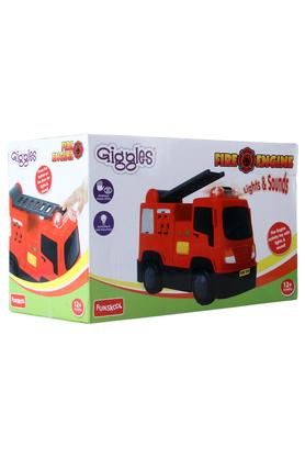 Kids Musical Fire Engine Toy