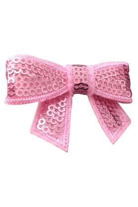 Girls Sequined Bow Hair Clip