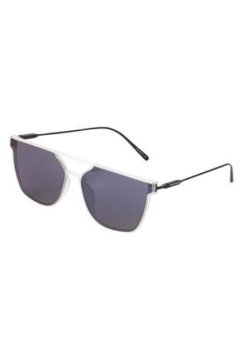 Mens Full Rim Navigator Sunglasses - 4243-C04