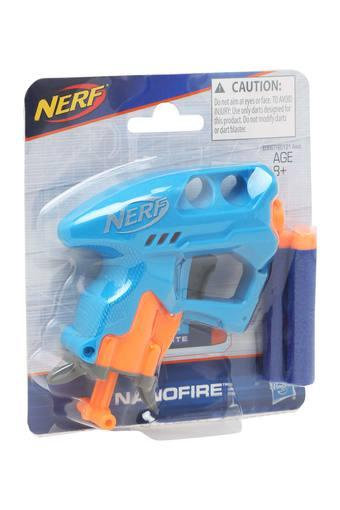 Unisex Nerf Nano Fire Blaster with 3 Darts
