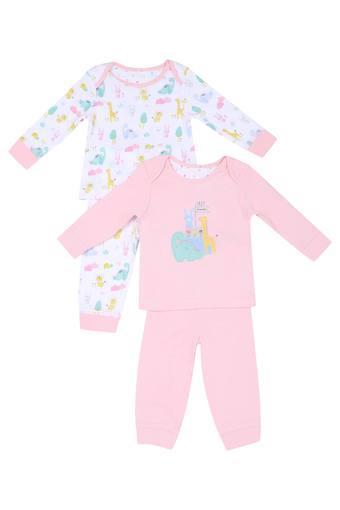 MOTHERCARE -  PinkBabysuits - Main