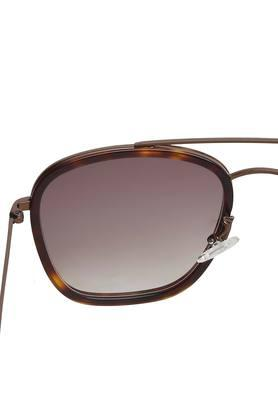 Mens Full Rim Navigator Sunglasses