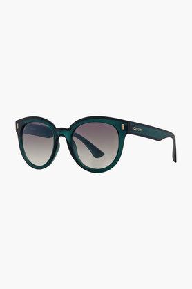 OPIUM Womens Round Gradient Sunglasses - 202332600