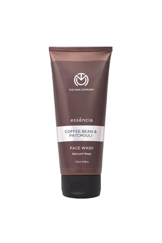 Mens Coffee Bean and Patchouli Face Wash - 100ml