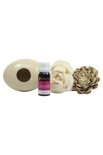 Lavender Pebble Diffuser Set - 30 ml