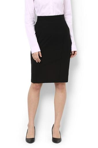 VAN HEUSEN -  Black Skirts - Main
