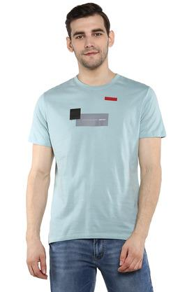f91de7907d T-Shirts for Men - Avail upto 60% Discount on Branded T-Shirts for ...