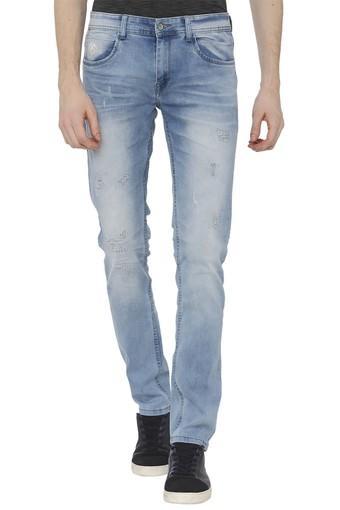 REX STRAUT JEANS -  Ink BlueJeans - Main