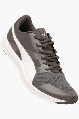 PUMA Mens Mesh Lace Up Sports Shoes - 203189556