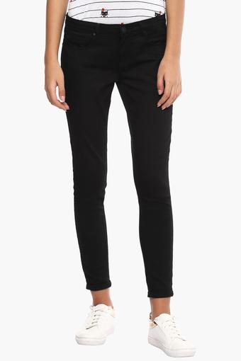 VIBE -  Black Jeans & Leggings - Main