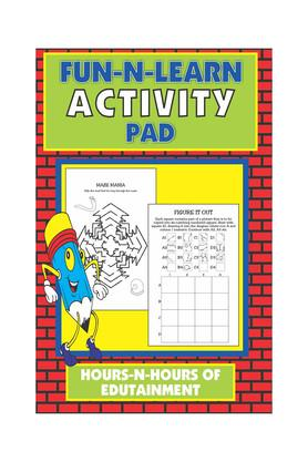 Fun-N-Learn Activity Pad - 2