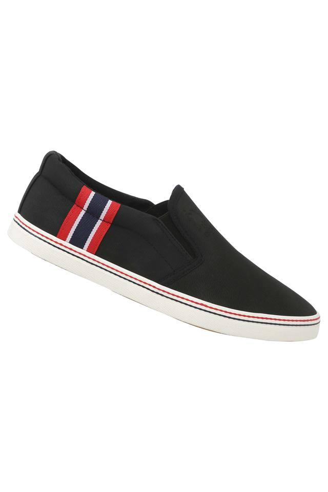 Mens Canvas Slipon Loafers