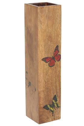 BACK TO EARTH Butterfly Print Vase - 38cm