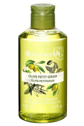Olive Petitgrain Bath And Shower Gel - 200ml