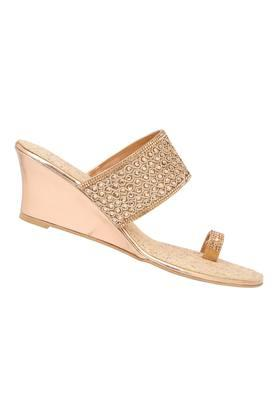 e28e92b085f7 X INC.5 Womens Casual Wear Slip On Wedges