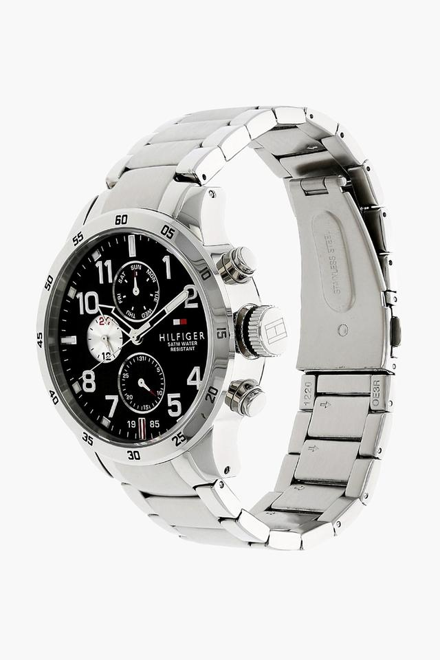 Mens Analogue Stainless Steel Watch - NATH1791141