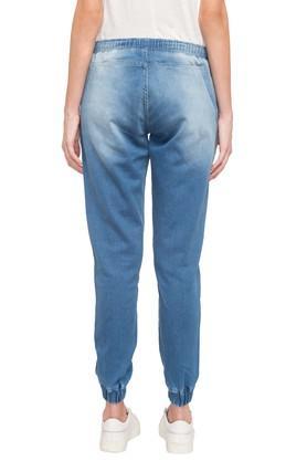 Womens 2 pocket Heavy Wash Joggers