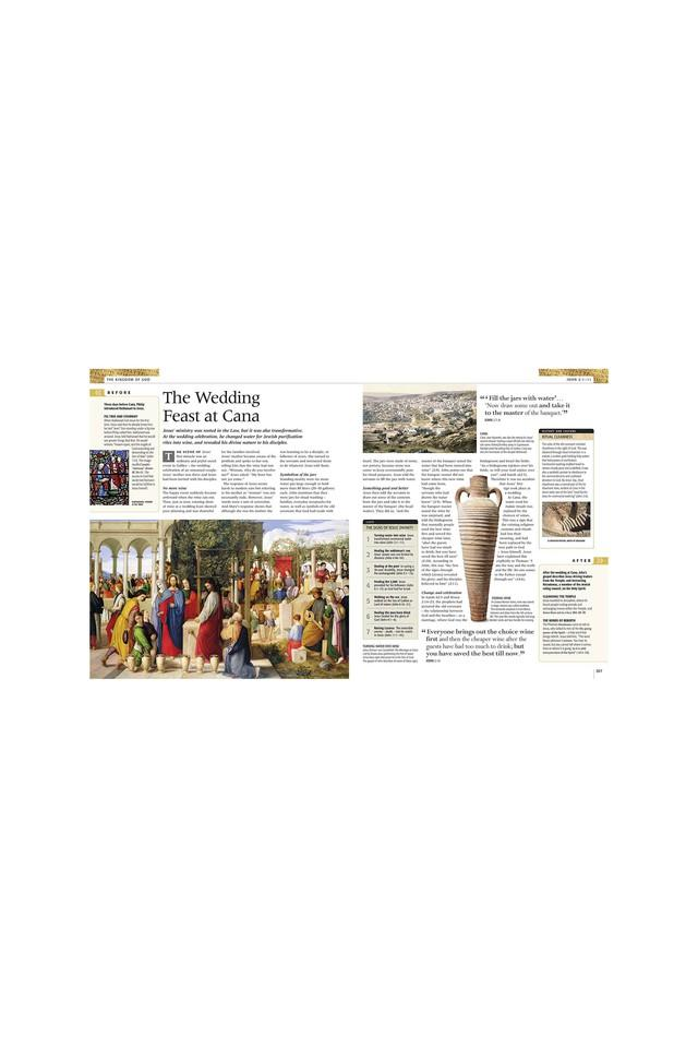 The Illustrated Bible: From the Creation to the Resurrection