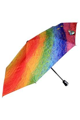 Unisex 2 Fold Topmatic Umbrella